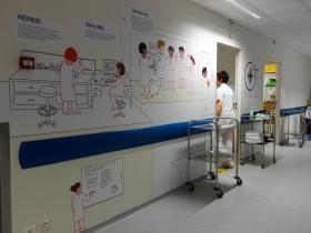 Usages du bureau infirmier