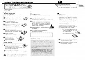 Un exemple de la documentation en endoscopie digestive